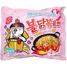 Spicy Chicken Carbo Flavor Ramyun 130g