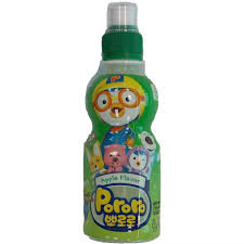 Paldo Pororo Apple Flavor Drink 235ml