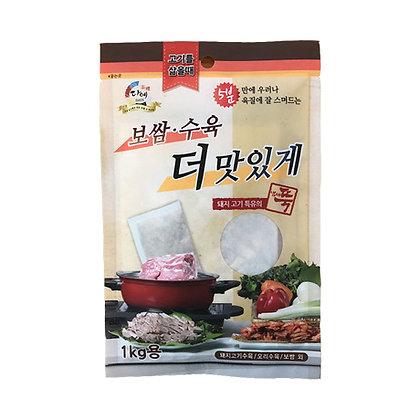 Boiled Pork Slices Soup Base Teabag 16g