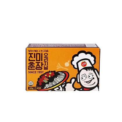Jinmi Original Black bean Paste 300g