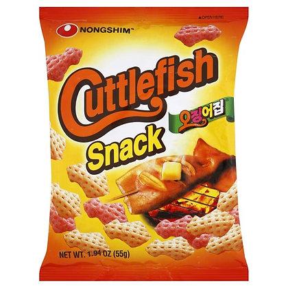 Nongshim Cuttlefish Flavoured Snack 55g