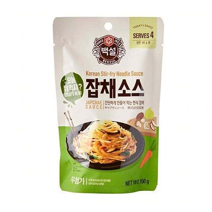 Beksul Korean Stir-Fry Noodle Sauce 150g