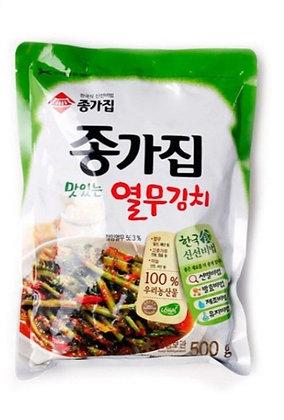 Jongga Yeolmu Kimchi 500g
