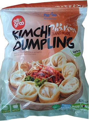 Allgroo Kimchi Handmade Dumpling 800g