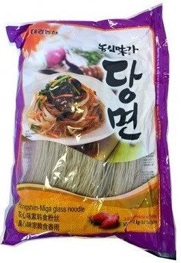 Nongshimmiga Glass Noodle 1kg