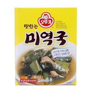 Ottogi Seaweed Soup 18g