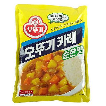 Ottogi Curry Powder (Mild) 1kg