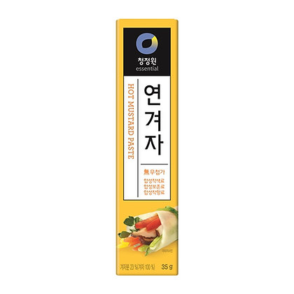 Chungjungone Hot Mustard Paste 35g