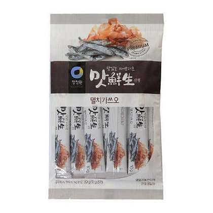Chungjungone Anchovy Flavor Seasoning Mix 80g