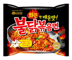 Spicy Chicken Flavor Ramyun 130g