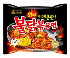 Spicy Chicken Flavor Ramyun 130g