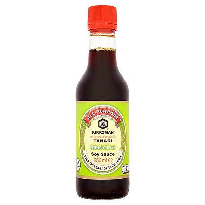 Kikkoman Tamari Soy Sauce Gluten free 250ml