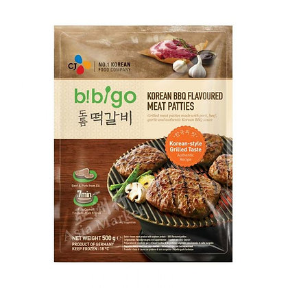Bibigo Korean BBQ Meat Patties 500g