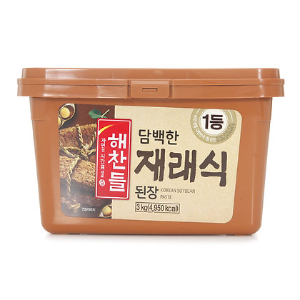 Haechandle Korean Soybean Paste 3kg