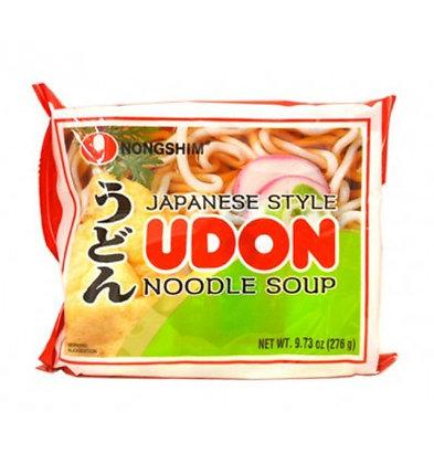 Nongshim Japanese Style Udon, Fresh noodle 276g