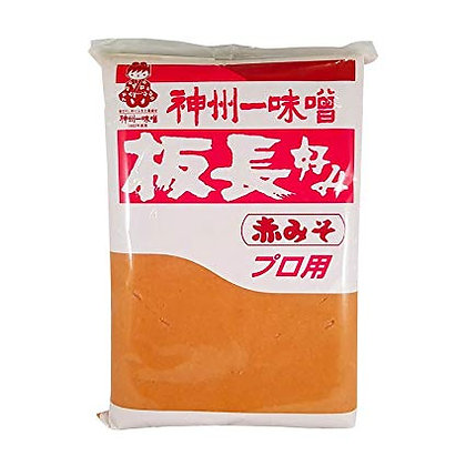 Shinshuichi Red Soybean Paste 1kg