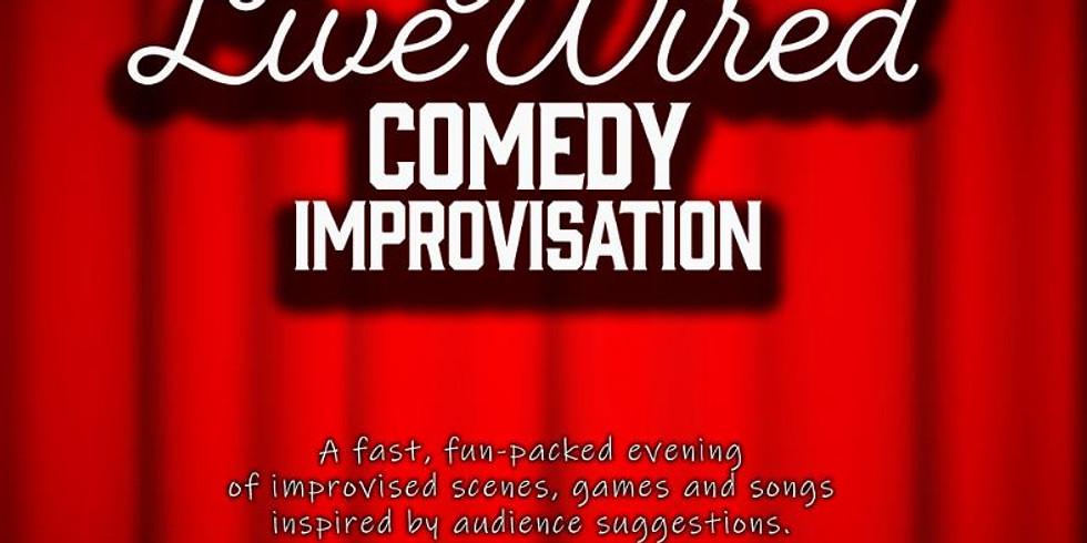 LiveWired Comedy Improvisation