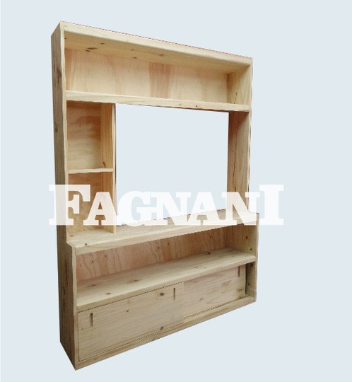 140  Fagnani muebles de pino macizo, mueblería Rosario (Sta Fe