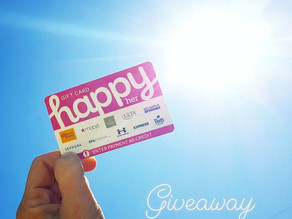 $150 Happy Her Card Giveaway!!
