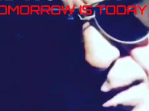 😎 Cool new song by Ed Roman called *Tomorrow Is Today!