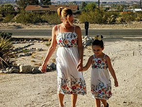 Get our matching PatPat dresses with my 15% off Code: SHANNAN15