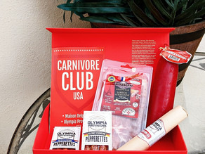 Every carnivore club box is unique and includes a wide variety of meats!