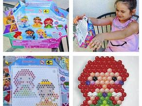 👸 This Disney Princess Dazzle  aquabeads Set makes a great gift!