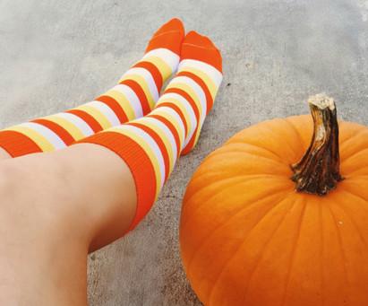 Halloween Themed Socks 🎃