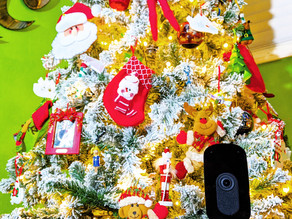 🎅 Merry Christmas everyone! My favorite gift is this ecobeehomeindoor security camera!!