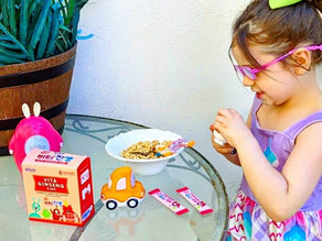 🥦 Do you have trouble getting your kids to eat their vegetables? We do!