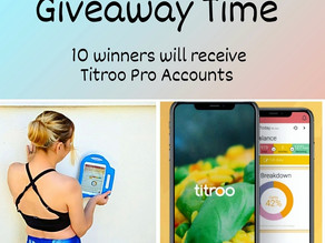 Titroo is one of the easiest and feature packed next gen calorie counter and nutrition apps
