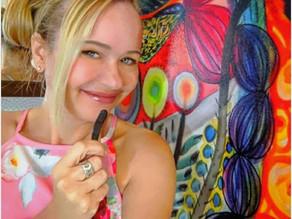 💋🏝 This @klipsobeauty Tropical Dawn Guava Vegan Lip Scrub smells wonderful!