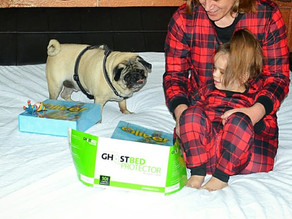 Ghost Bed Mattress Protector