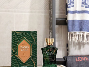 💚 This Oasis Oud Eau de Parfum from habibi newyork smells amazing and has such a unique scent.