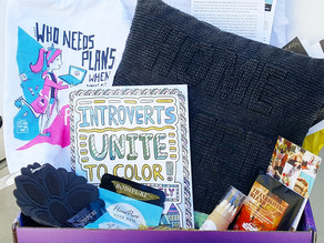 The Introverted Chick Subscription Box