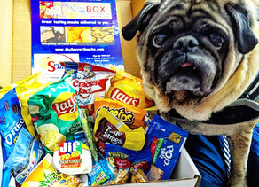 My Secret Snacks is our favorite snack subscription box!!