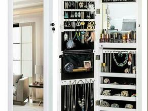 LUXFURNI jewelry cabinet