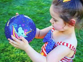 ⚽  Zelah's current favorite sport is soccer.