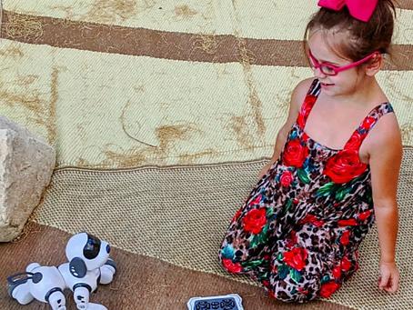 🐕 We found this amazing aokid robot puppy on amazon.