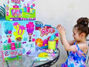 Check out this fabulous #THEWORLDOFBLUME box from blumedolls!!