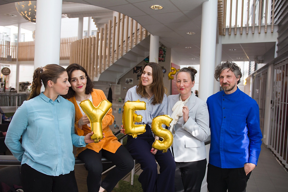 The Yes Way Team