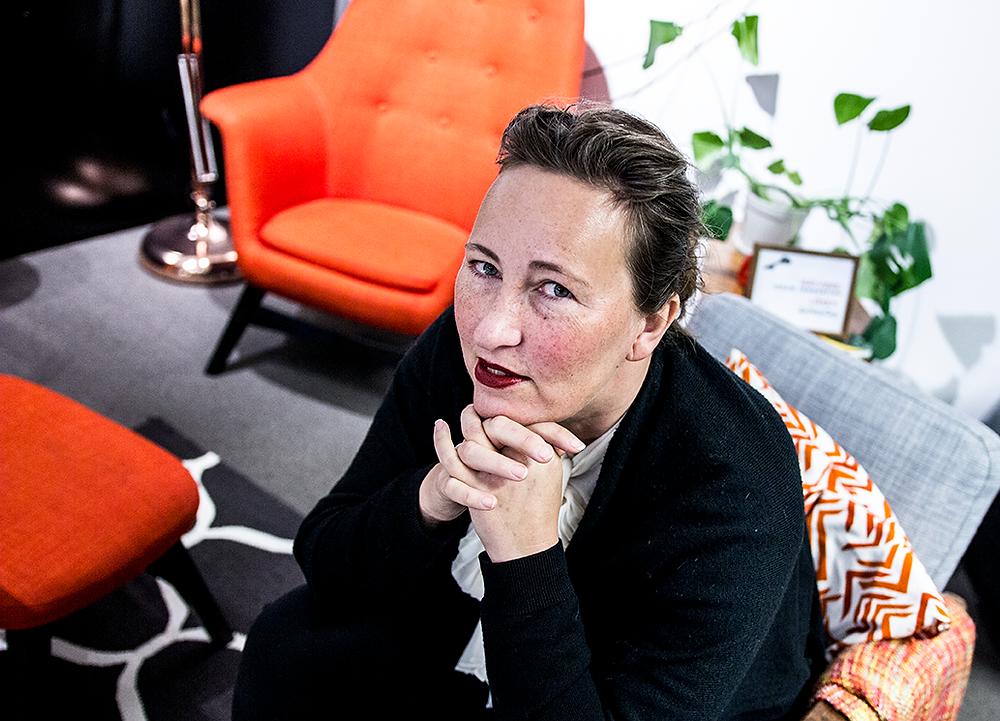 Anna Branden, VD på Ideon Innovation