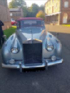 Rolls Royce Silver Cloud 1952 1