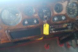 Dash board fabrication