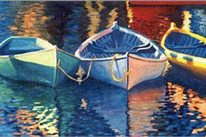 Nova Scotia Boats   Ltd. Edn. print