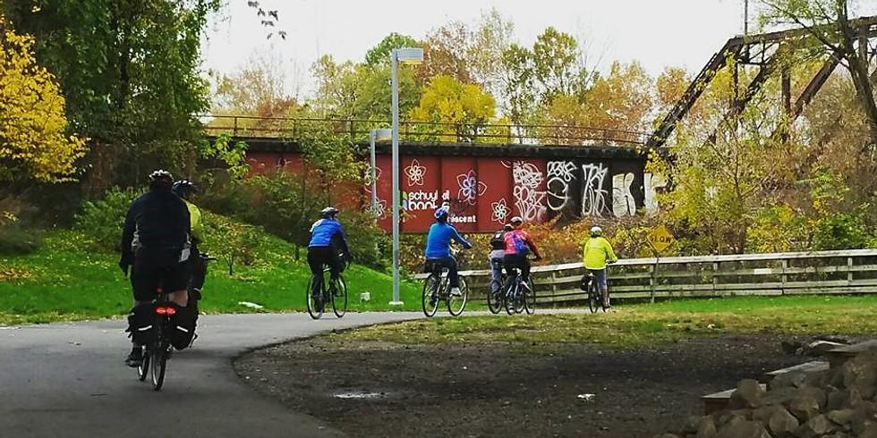 Cycling GSI Tour with Neighborhood Bike Works