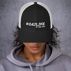 #ORILIFE by Ora Nui Trucker Cap