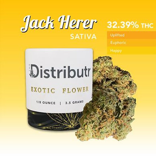 Jack Herer by The Distributr