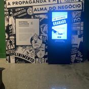 Totem Interativo - A Propaganda é a Alma do Negócio
