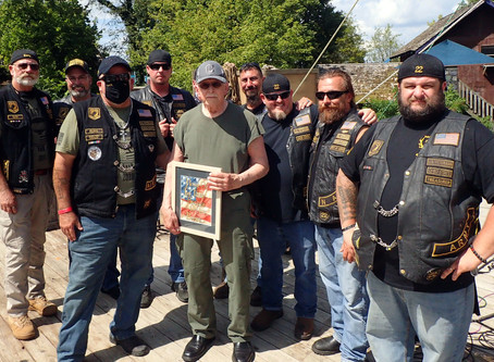 VetFest 2020 brings bikers together from near and far